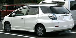 Honda Fit Shuttle Hybrid rear.jpg