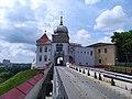 Horadnia (Hrodna), Stary zamak. Горадня, Стары замак (2021) 01.jpg