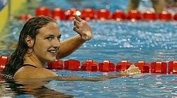 2016-ban a dohai rövid pályás úszó-világkupán, amelyen öt aranyat és két ezüstöt nyert[1]