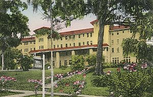 Winter Park, Florida - The Hotel Alabama c. 1922