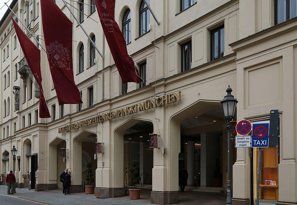 hotel vier jahreszeiten  wikidata