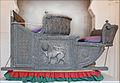 Howdah (musée du Fort Meherangarh, Jodhpur) (8418368641).jpg