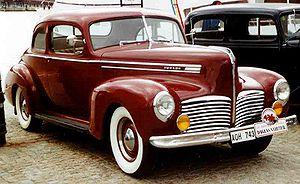 Betty Thatcher Oros - 1941 Hudson