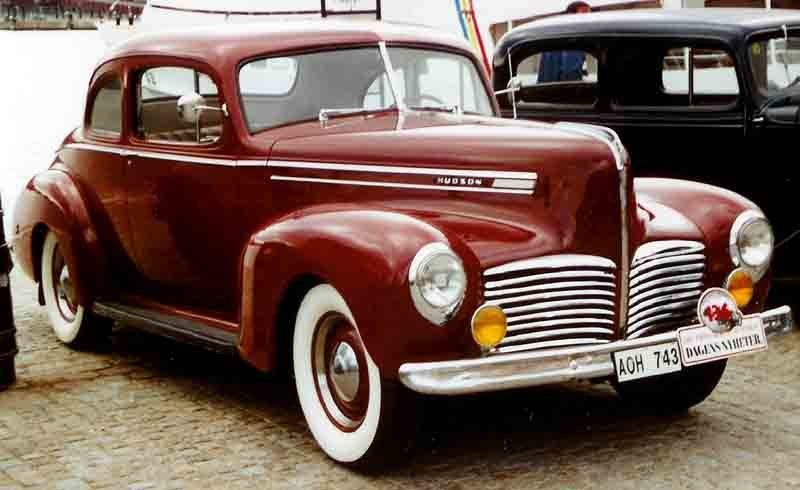 Hudson Coupe 1941
