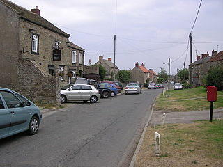 Hudswell, North Yorkshire Village and civil parish in North Yorkshire, England