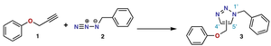 Azide-alkyne Huisgen cycloaddition - Huisgen 1,3-dipolar cycloaddition