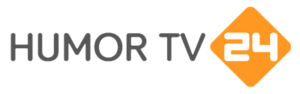 NPO Humor TV - Humor TV 24 logo used from 2009 until 2014.