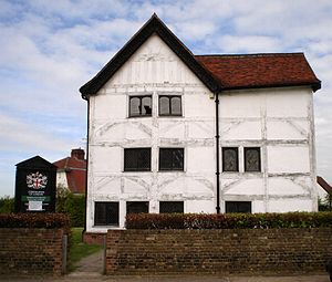 Chingford - Queen Elizabeth's Hunting Lodge
