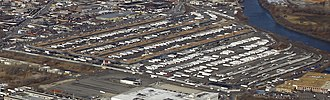 Hunts Point Cooperative Market - Hunts Point Cooperative Market in 2008