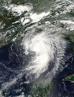 Hurricane Cindy (2005) Category 1 Atlantic hurricane in 2005