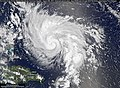 Hurricane Dorian North of Puerto Rico and the Dominican Republic - August 29th, 2019 (48647200768).jpg