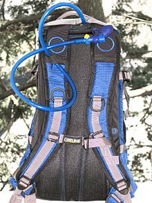 7852ca76c0 Hydration pack - Wikipedia