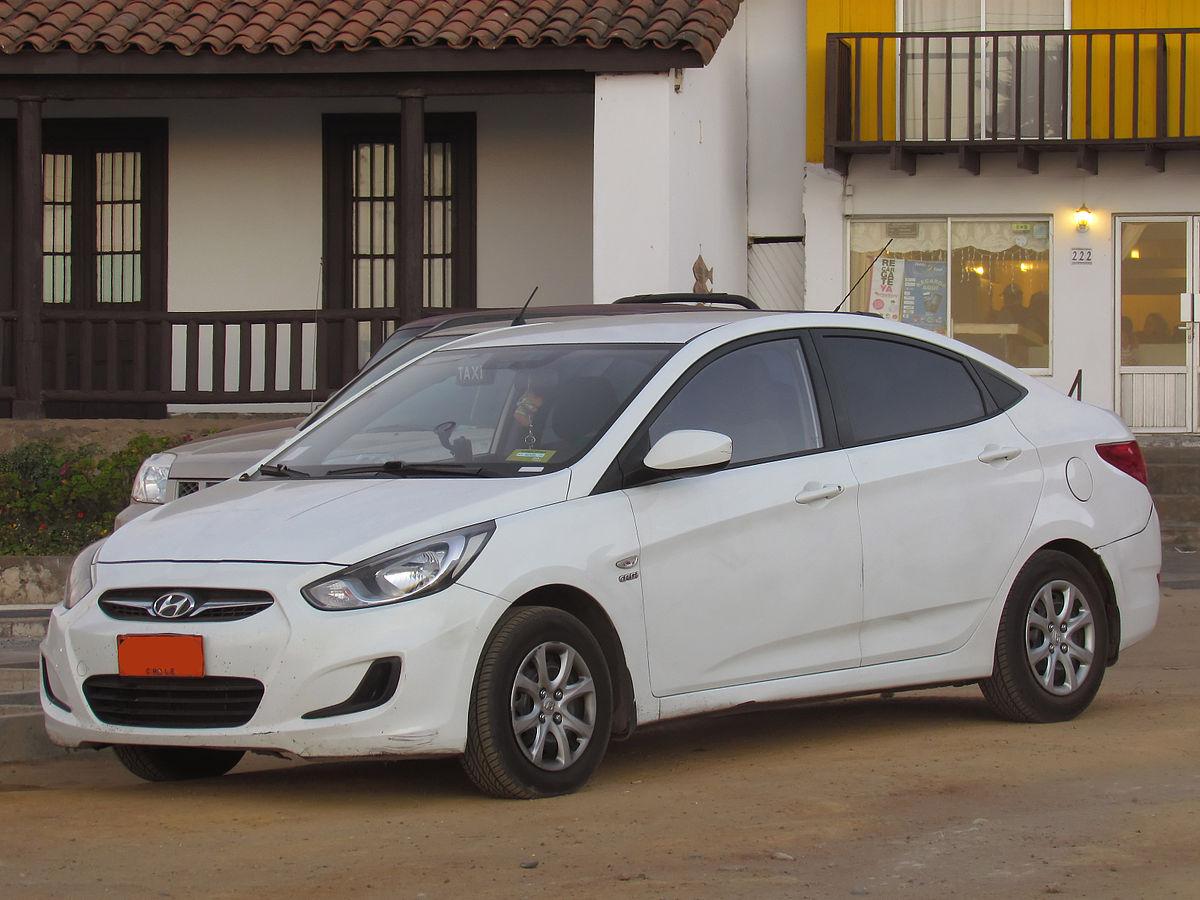 Px Hyundai Accent Gl Crdi