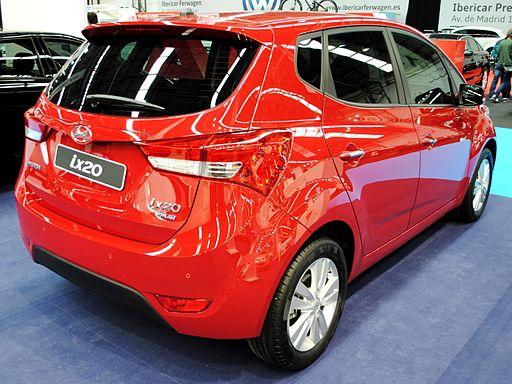 Opel ix20