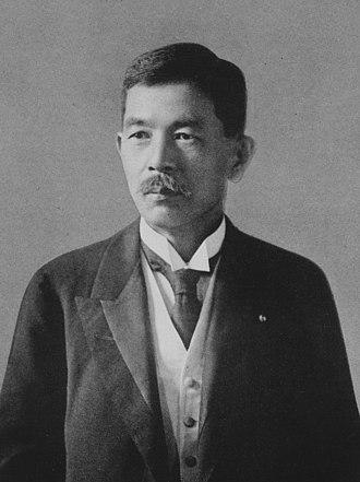 Ichiki Kitokurō - Image: ICHIKI Kitokuro
