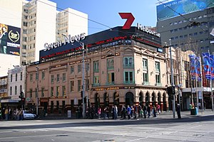 Australian pub - Young and Jacksons in Melbourne