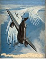 INF3-41 Fighter aircraft escort Artist Roy Nockolds 1939-1946.jpg