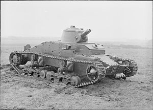 Matilda I (tank) - Matilda Mk I