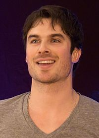 Ian Somerhalder - the hot, beautiful, sexy, actor, model, with French, Irish, Scottish, English, Welsh, roots in 2021