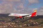 Iberia Express A320-214 EC-LVQ (25182408830).jpg
