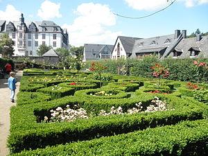 Idstein Castle - The Schlossgarten