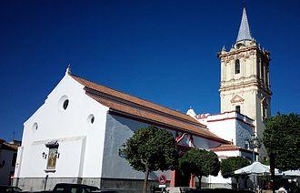 Beas, Spain - Image: Iglesia Parroquial de San Bartolomé Apóstol, lateral