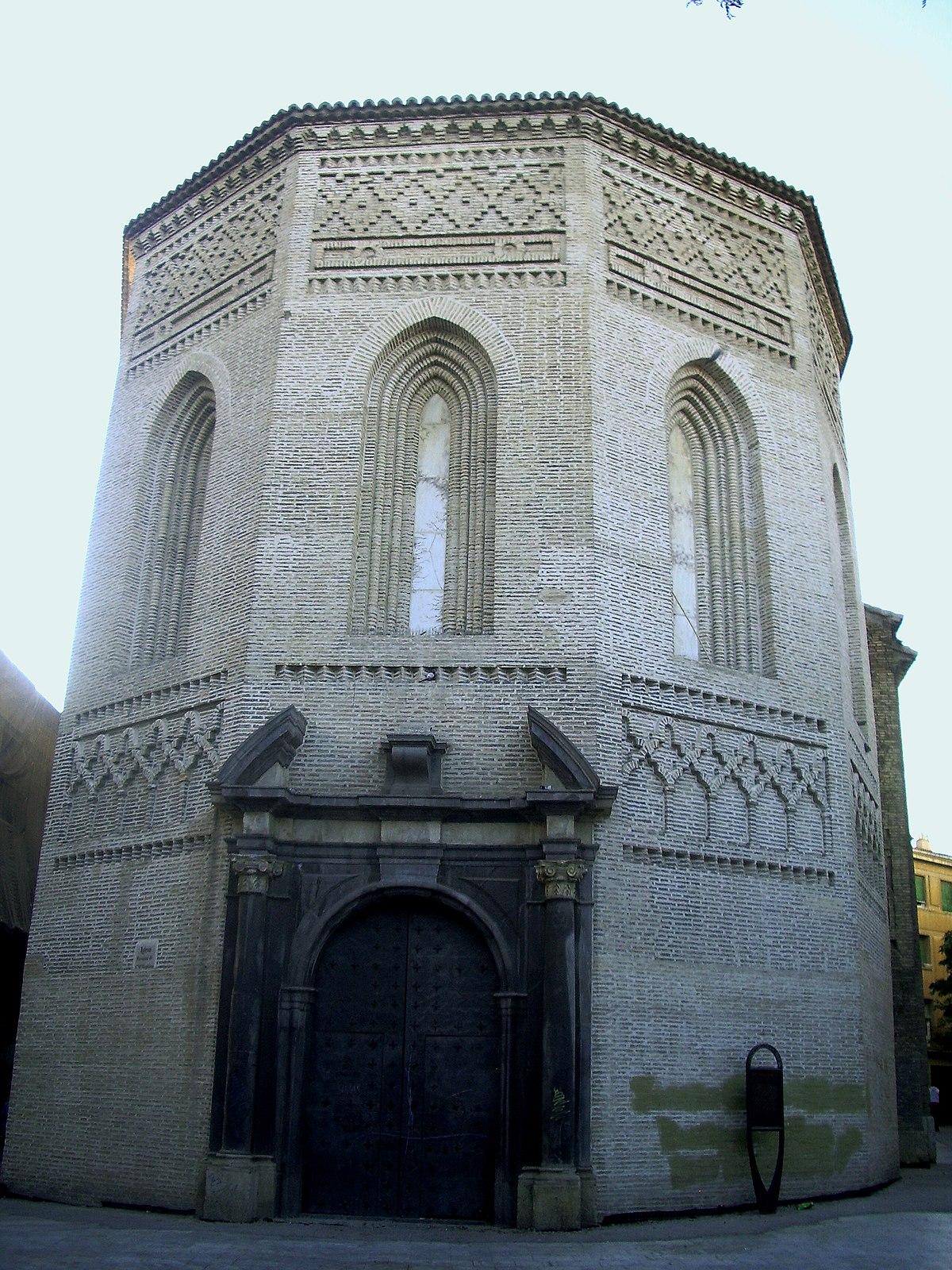 Iglesia de Santa María Magdalena (Zaragoza) - Wikipedia, la ...