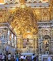 Igreja São Francisco de Assis - No interior da Igreja, em sua construção, foram usados 800 quilos de ouro. - panoramio.jpg