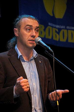 Ihor Miroshnychenko - Ihor Miroshnychenko in 2012.
