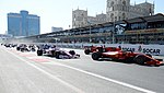 Ilham Aliyev watched the opening ceremony of the 2019 Formula-1 Azerbaijan Grand Prix and final race 35.jpg