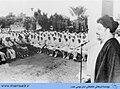 Imam Musa al-Sadr At the graduation ceremony of the nursing school-1977(01).jpg