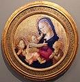 Imitatore di lippi-pesellino, madonna col bambino e san giovannino in un tondo, 1460-70 ca. 01.JPG