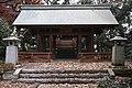 Inara-jinja (Itakura) haiden.jpg