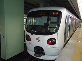 Image illustrative de l'article Métro d'Incheon