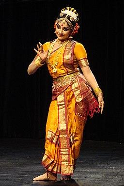 Indian Dancer (Malabika Sen)