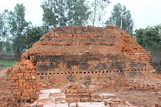 Kiln - Indian brick kiln