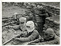 Indian infantry in the trenches, prepared against a gas attack (Photo 24-300).jpg