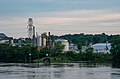 Industrial Buildings on Mississippi River, North Minneapolis Riverfront (29955813638).jpg