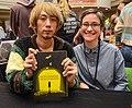 Inio Asano and Jocelyne Allen (41166934925).jpg