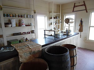 Fort Rock Valley Historical Homestead Museum