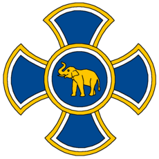 Insignia - Royal Order of the Elephant of Godenu.png
