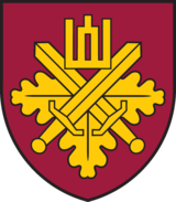 Insignia of the National Defence Volunteer Forces (Lithuania).png