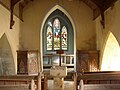 Interior of Castelldwyran Church, Clynderwen - geograph.org.uk - 580443.jpg