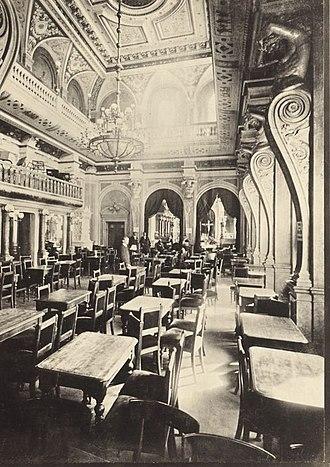 National Scala - Interior