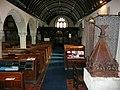 Interior of St. Piran and St. Michael's, Perranuthnoe - geograph.org.uk - 748344.jpg