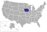 Iowa-USA-states