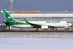 Iraqi Airways Boeing 737-81Z at Munich Airport.jpg