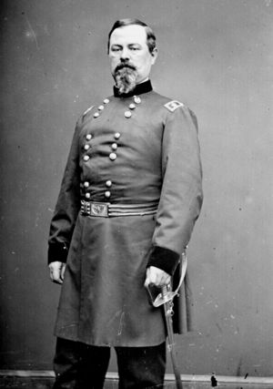 Irvin McDowell, General during the American Ci...