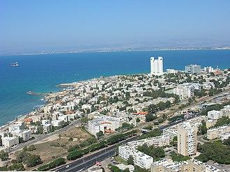 Bat Galim - View of Bat Galim