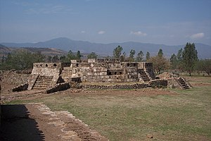 Nayarit - Archaeological zone of Los Toriles.